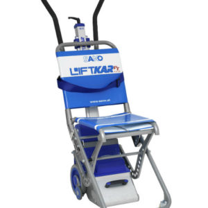 Liftkar PT FOLD SOLAH pour ambulancier