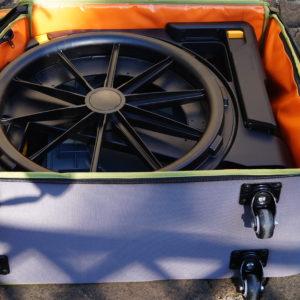 Roulettes sac wheelable SOLAH