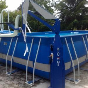 Elevateur de piscine fixe SOLAH