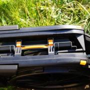 Fauteuil d'aisance Wheelable plié