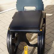 Wheelable avec assise